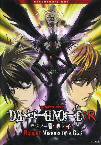 What Happens in ~Death Note Rewrite: The Visualizing God~?